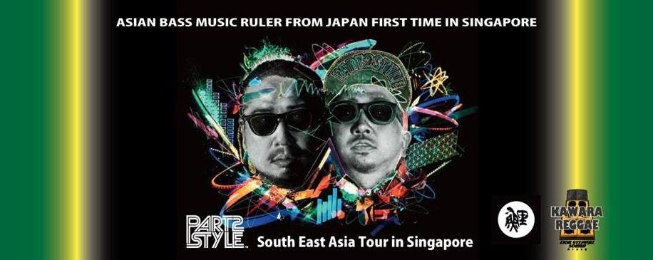 P2S SEA tour in Singapore - KAWARA REGGAE