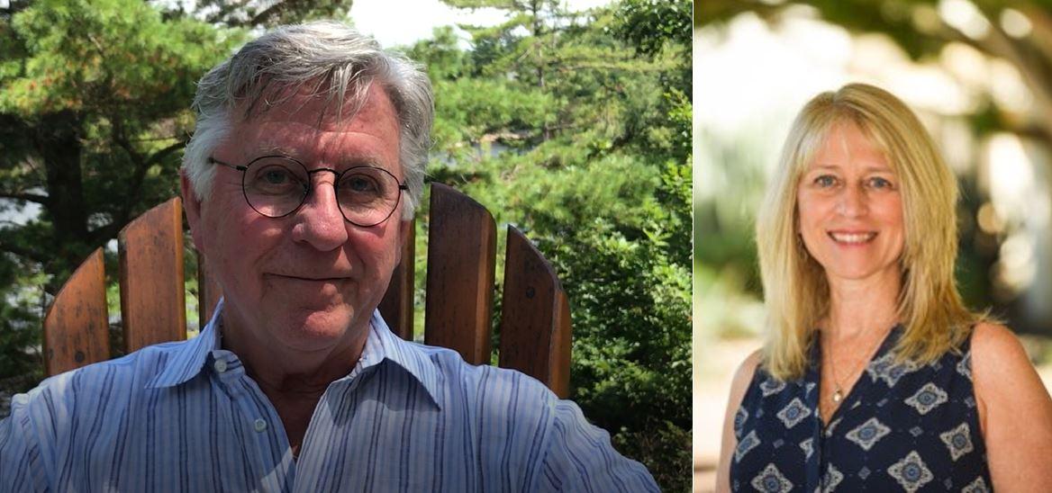 Michael S. Dunn and Liz Drake