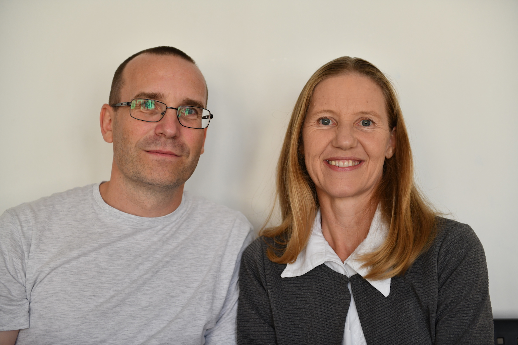 Michaela und Berndt Philipp