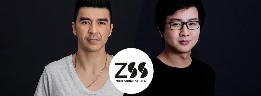 ZOUK SOUNDSYSTEM: HONG & LINCEY