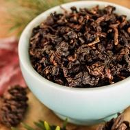 Dark Roast 10 Year Aged Tieguanyin from Verdant Tea