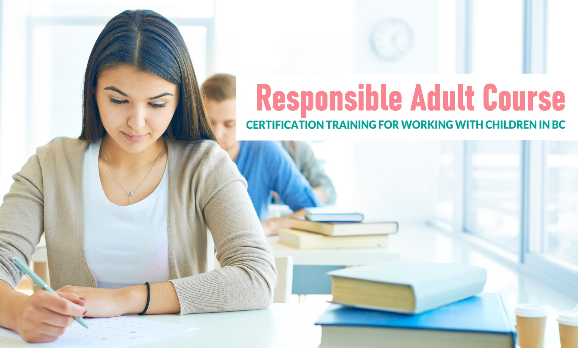 Responsible Adult Course - Certification Training for Working with Children