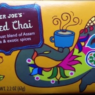 Spiced Chai from Trader Joe's
