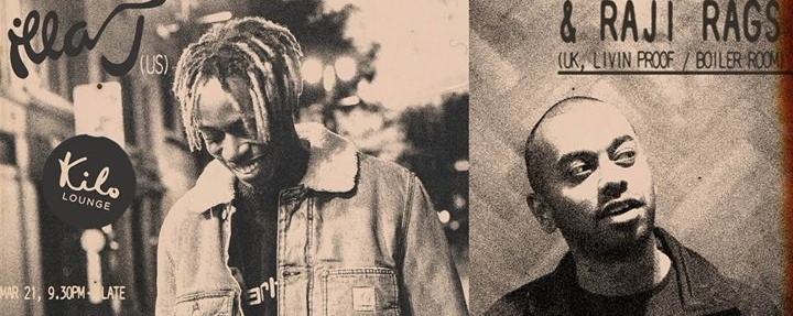 Collective Minds x Carhartt presents: Illa J - LIVE x Rags (DJ)