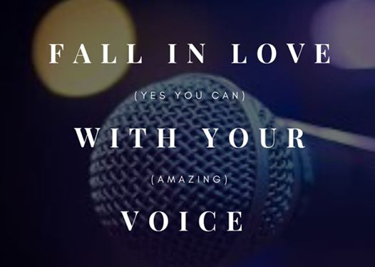 Fall in love with your voice