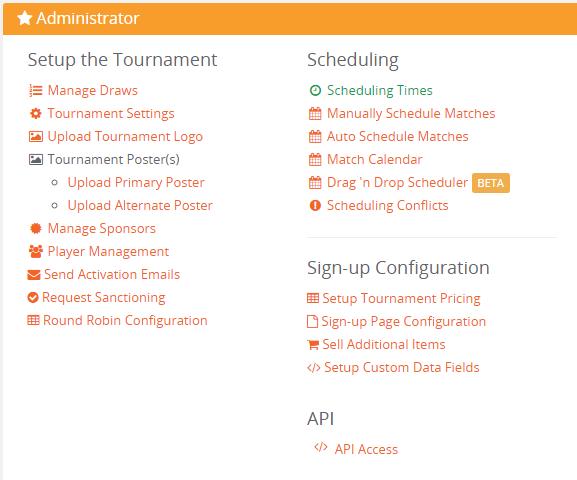 SportyHQ Help: Scheduling
