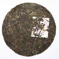 "2006 Haiwan ""Purple Bud"" Sheng Puerh from Norbu Tea"
