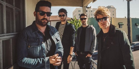 Kodaline to return to Singapore in March