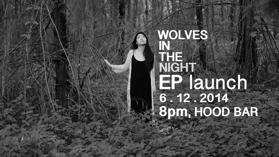 """DEBRA KHNG """"WOLVES IN THE NIGHT"""" DEBUT EP LAUNCH"""