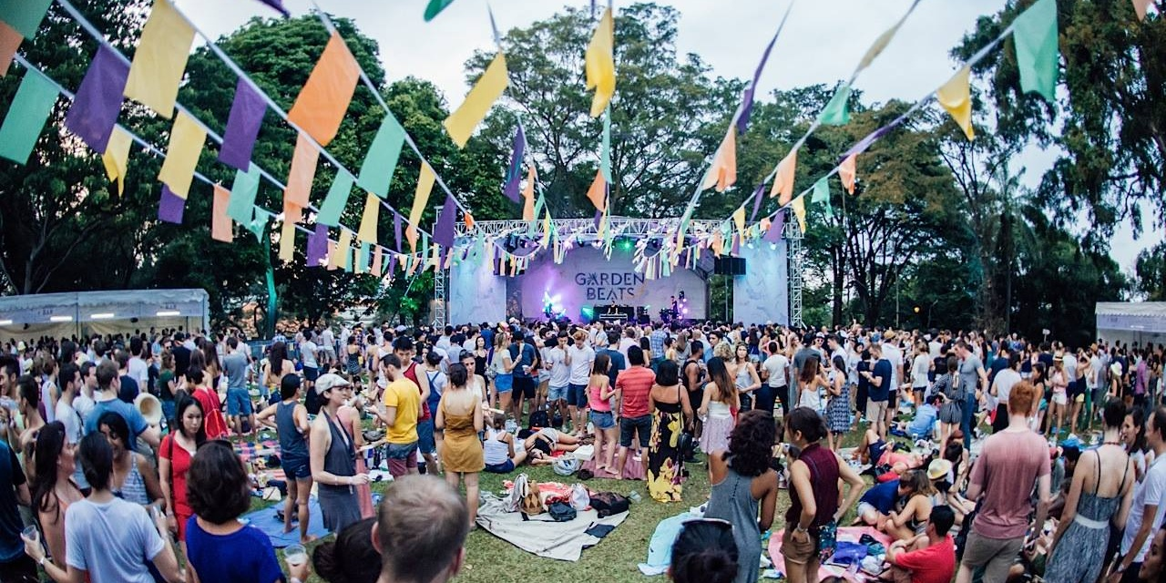 The chillest electronic music festival in Singapore is back this year