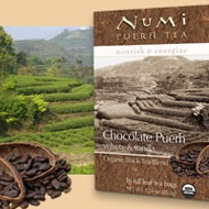 Chocolate Puerh from Numi Organic Tea