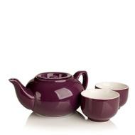 PersonaliTEA Teapot (Plum) from Adagio Teas