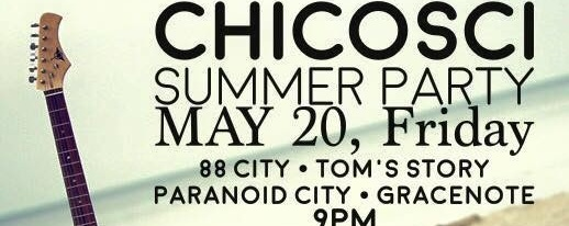 Chicosci Summer Party