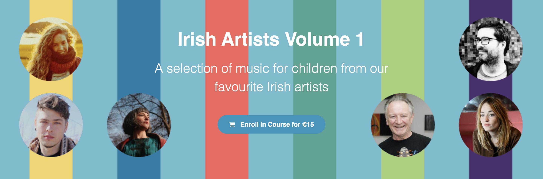 DabbledooMusic Irish Artists Volume 1