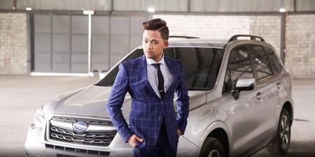 Filipino singer Lance Busa wins Bolt of Talent