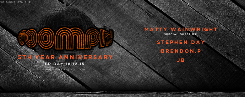 DOOMPH! 5th Year Anniversary Special