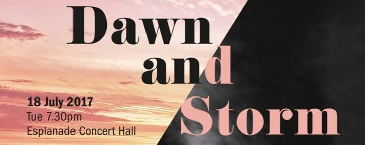Dawn and Storm: SNYO in Concert