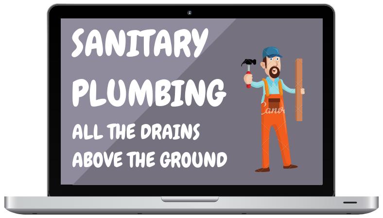 Certifying Plumbing Exam Refresher Course - Sanitary Plumbing