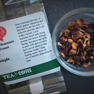 Winter Romance Fruit Tisane from Kent and Sussex Tea and Coffee Company