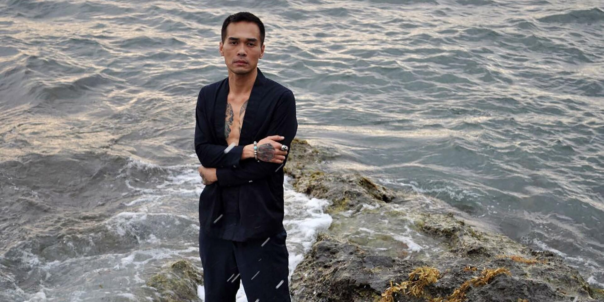Marc Abaya unveils 'Red Bleeds to Blue' lyric video – watch