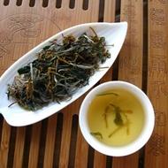 Honeysuckle White Tea from Shang Tea