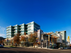 picture from Crossroads Mixed-use Development