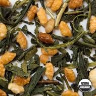 Organic Genmaicha Green Tea from Arbor Teas