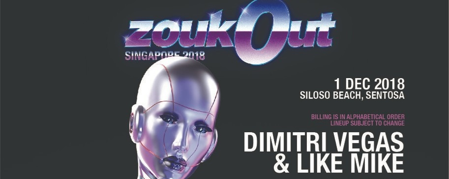 ZoukOut 2018