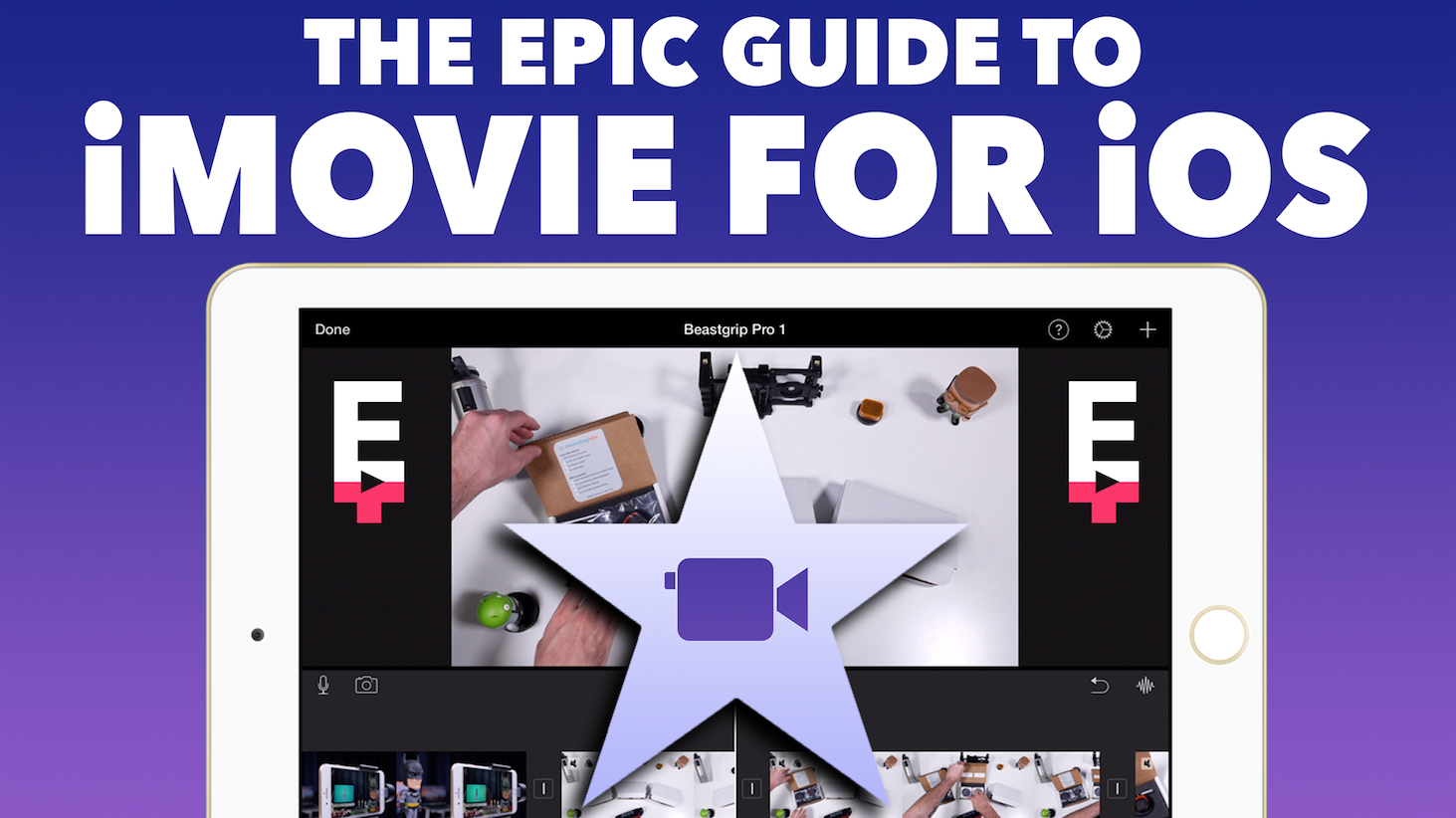 42  Show Audio Waveforms (iPad only) | Epic Tutorials for Mobile