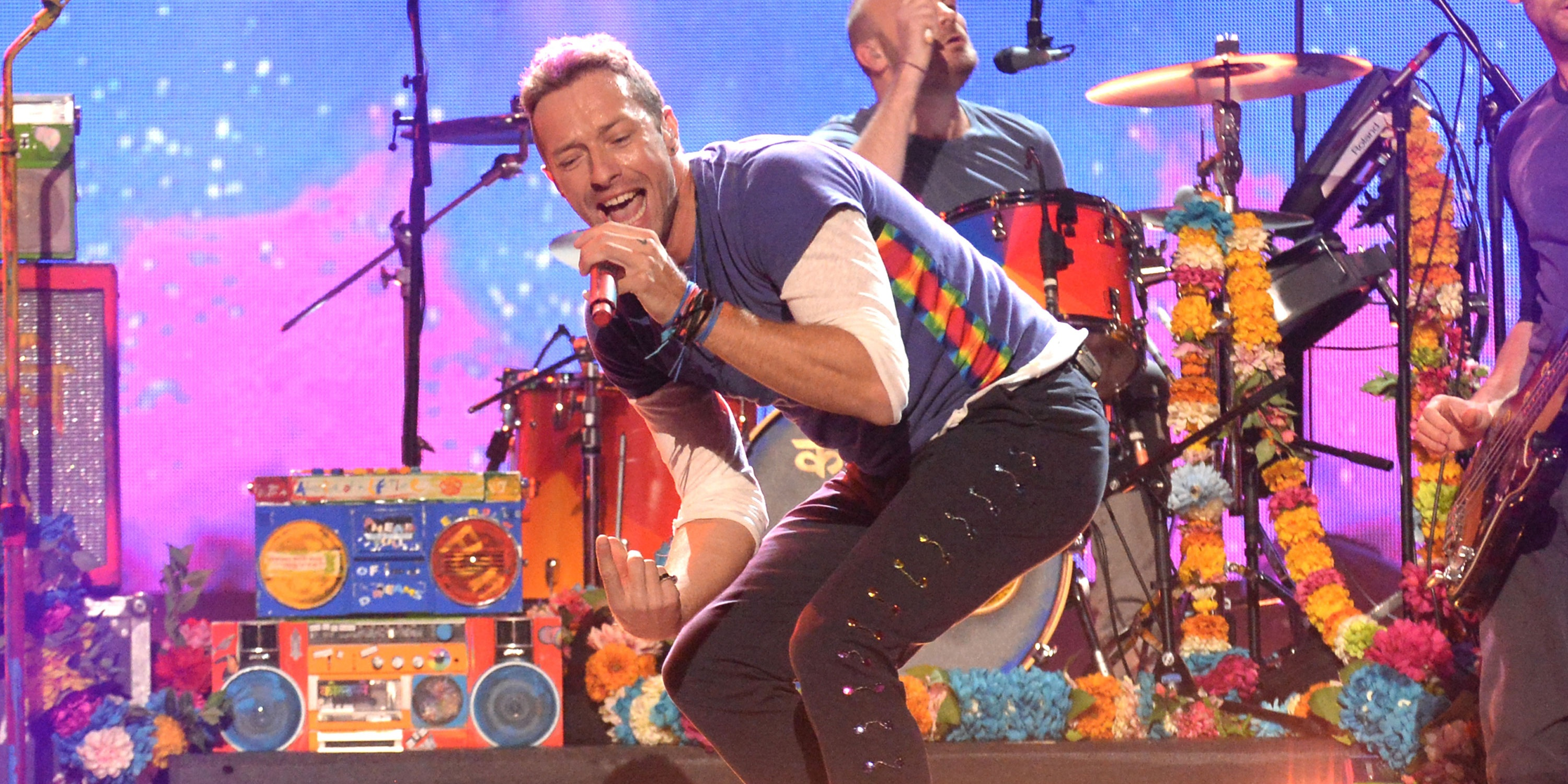 You might be able to choose a song Coldplay will play in Singapore