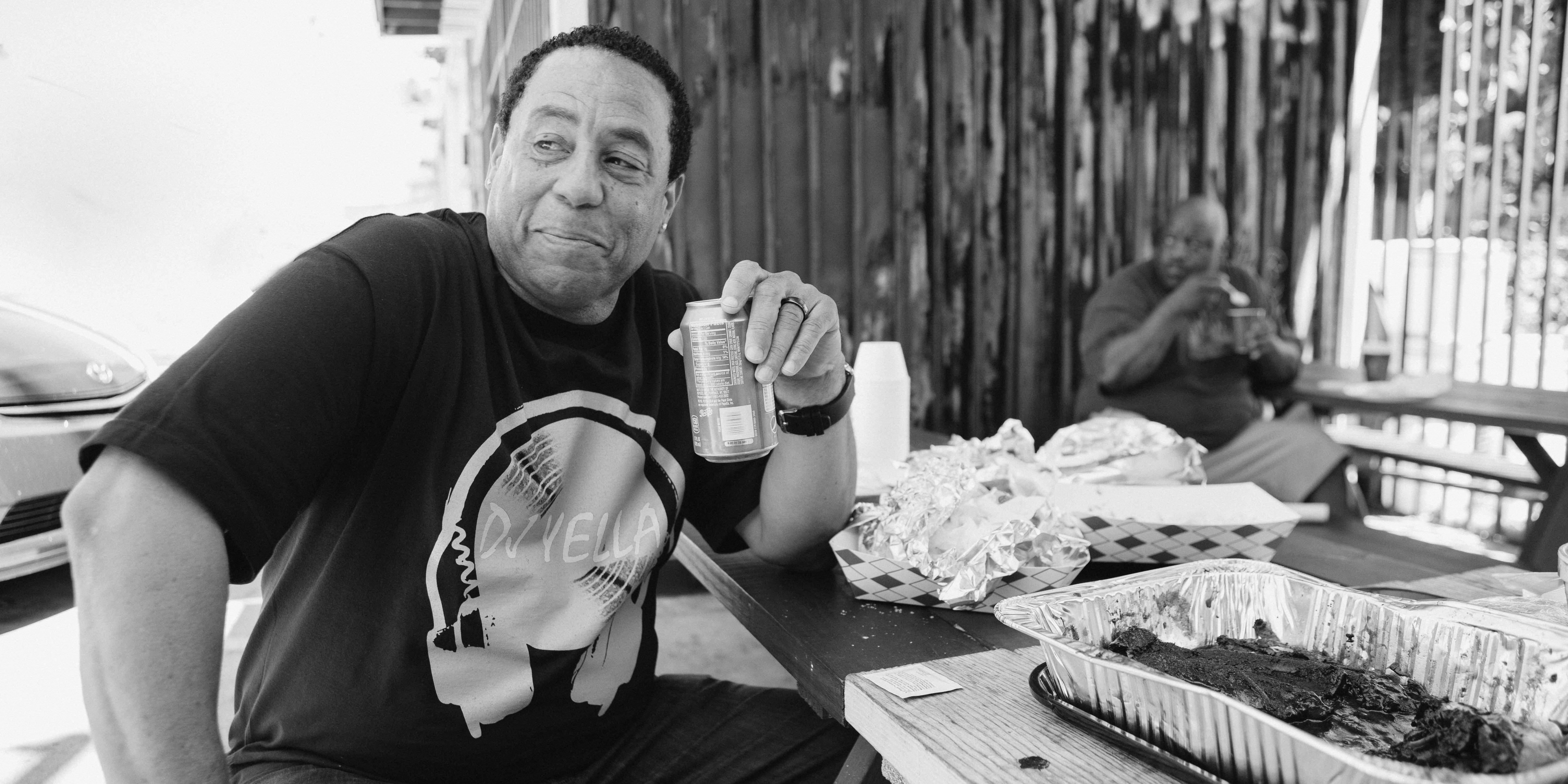 Founding N.W.A member DJ Yella returns to CÉ LA VI for a showcase set