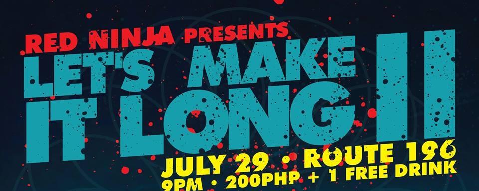 Let's Make It Long II