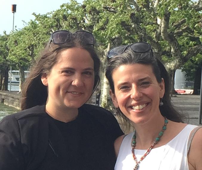 Léa & Catherine