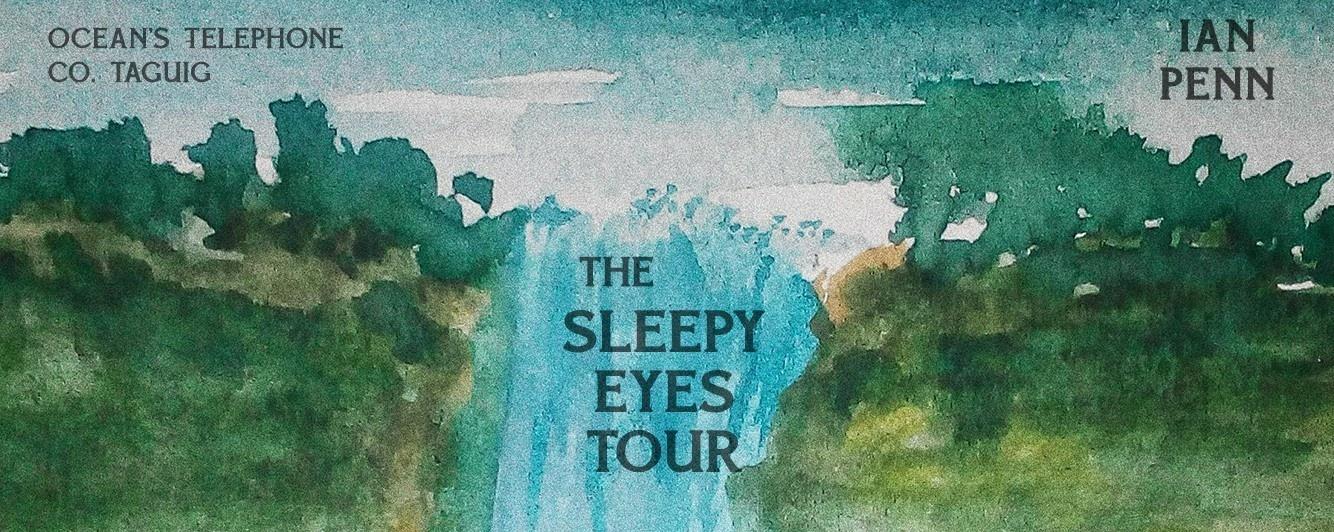 The Sleepy Eyes Book Tour