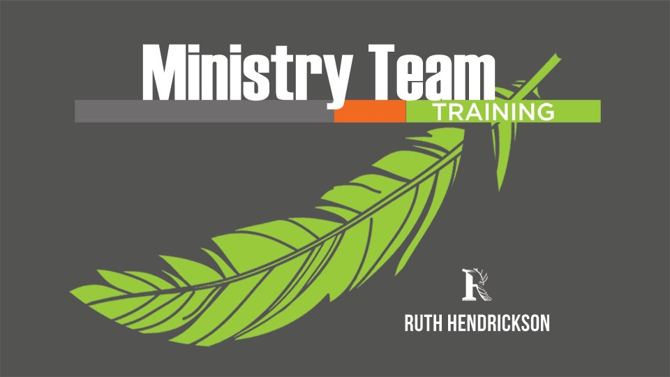Ministry Team Training | Patricia King Institute