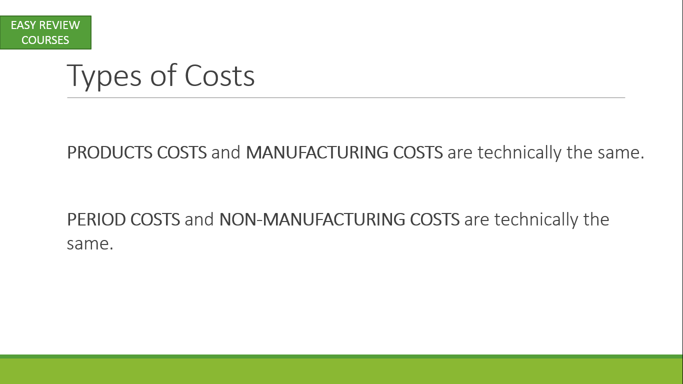 type of cost classification Cost is a sacrifice of resources to obtain a benefit or any other resource for  example in production of a car, we sacrifice material, electricity, the value of.