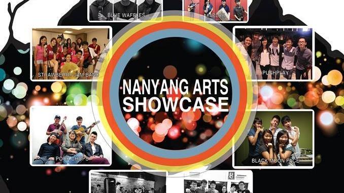 Nanyang Arts Festival 2015: Nanyang Arts Showcase