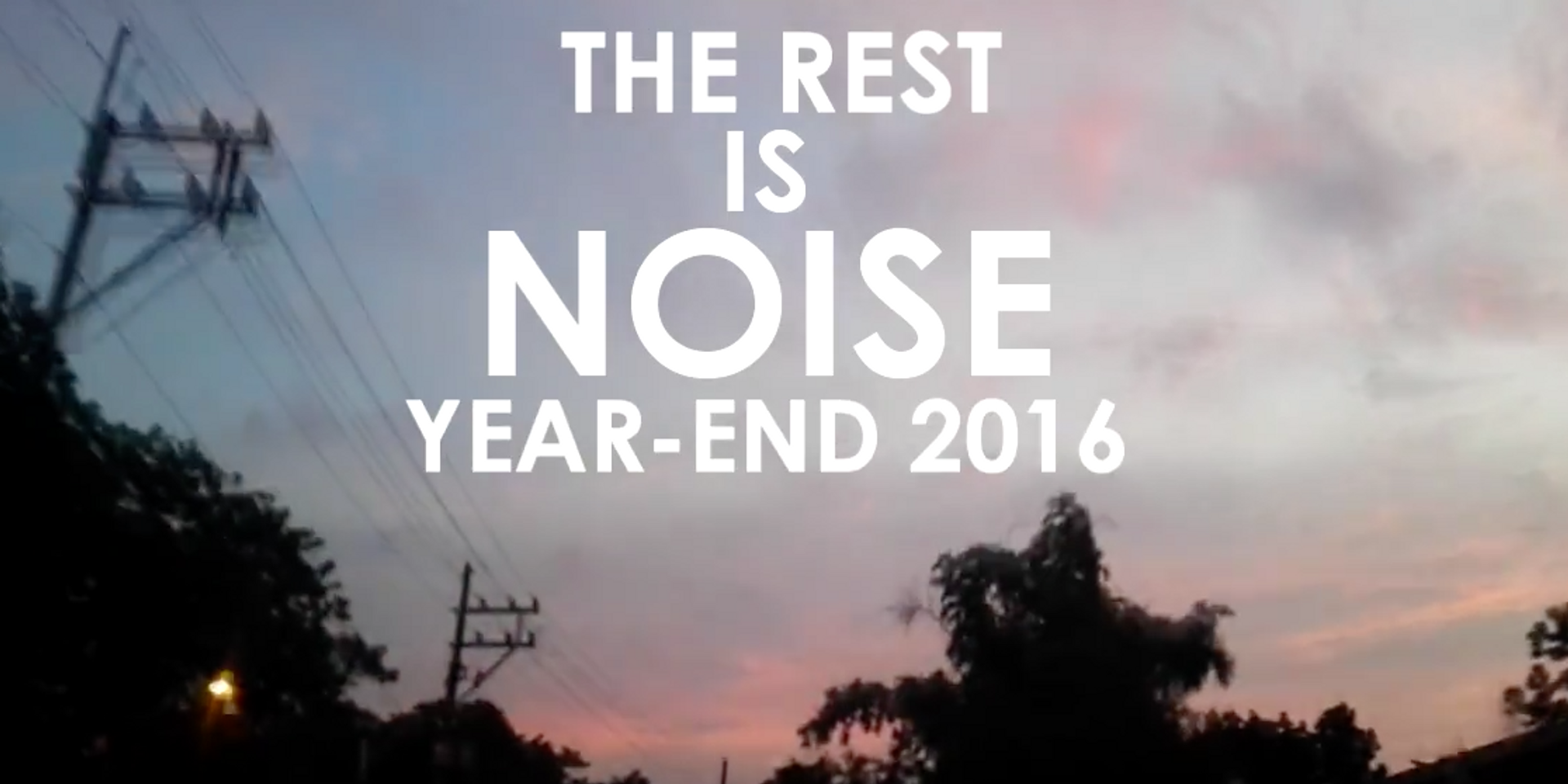 The Rest Is Noise close out 2016 with old favorites and new discoveries