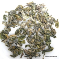 Curled Dragon Silver Tips from Zen Tea