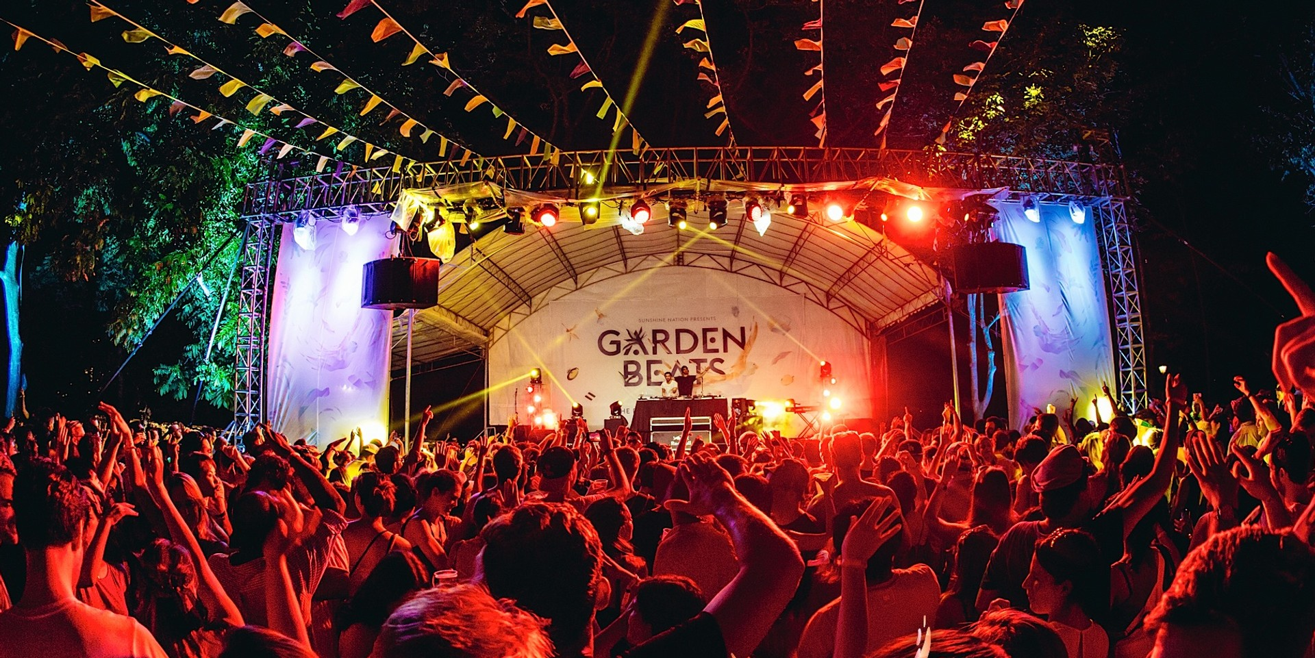 Garden Beats, the chillest electronic music picnic in Singapore, returns in 2017