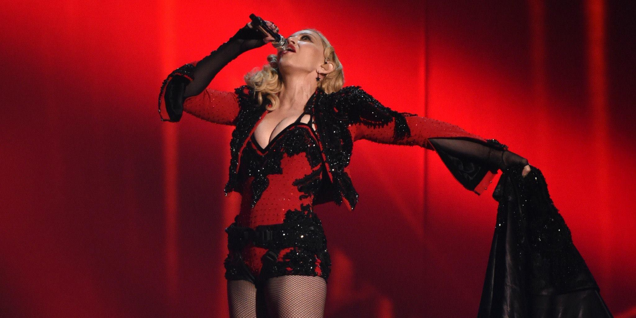 Singapore archbishop isn't happy about Madonna's show next week