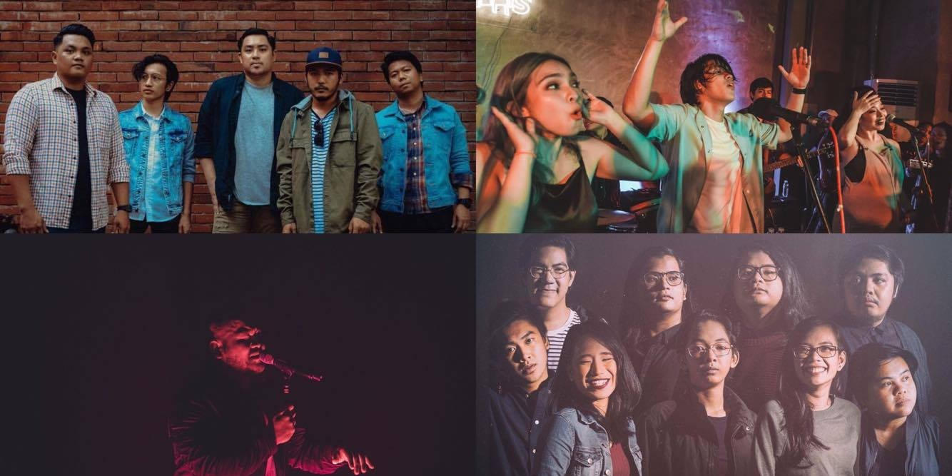 Watch Ben&Ben, Cheats, December Avenue, and more perform with iPads and iPhones