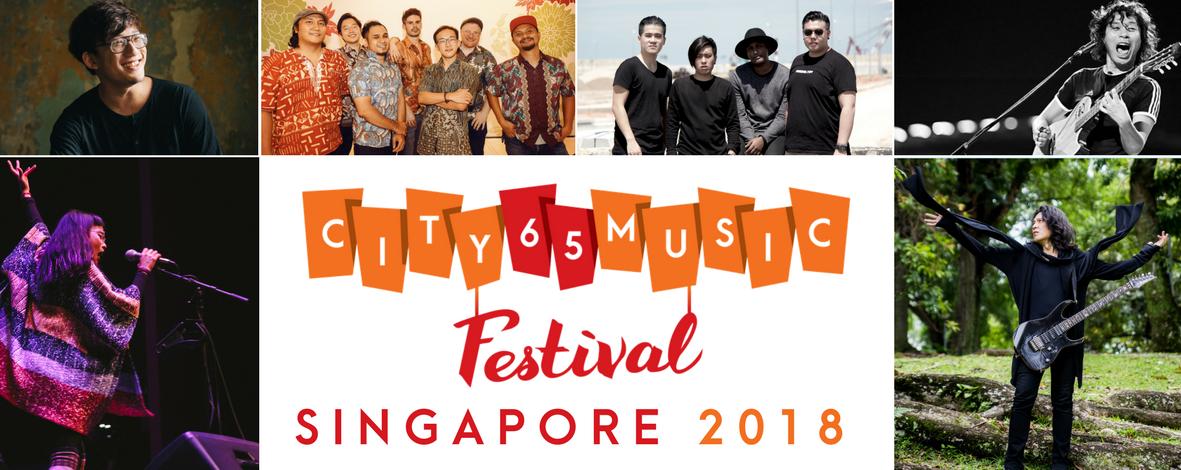 CITY65 Music Festival 2018