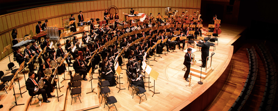 Esplanade Presents: Red Dot August - Symphonic Band Project by SP Symphonic Band and Catholic High School Symphony Band