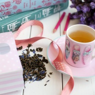 Organic Lavender Cream from The Rabbit Hole Organic Tea Bar