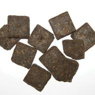 2000 Mini Pu-erh Tea Brick from PuerhShop.com