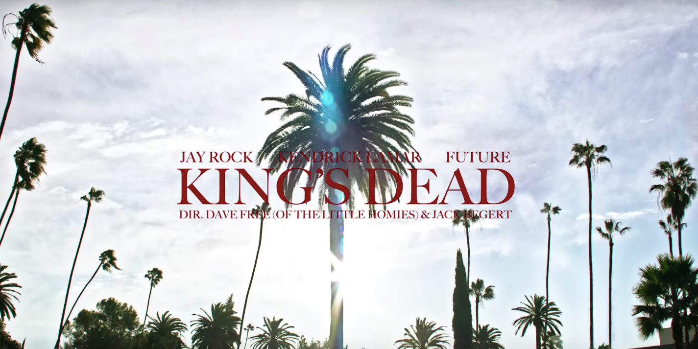 Jay Rock, Kendrick Lamar and Future release music video for 'King's Dead' – watch