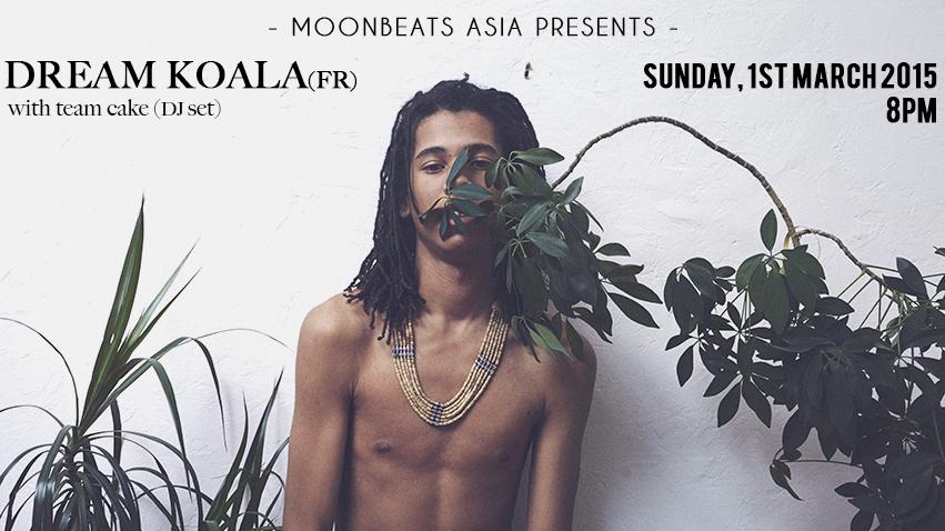 Moonbeats Asia presents: Dream Koala LIVE