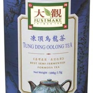 Tung Ding oolong tea from JUSTMAKE