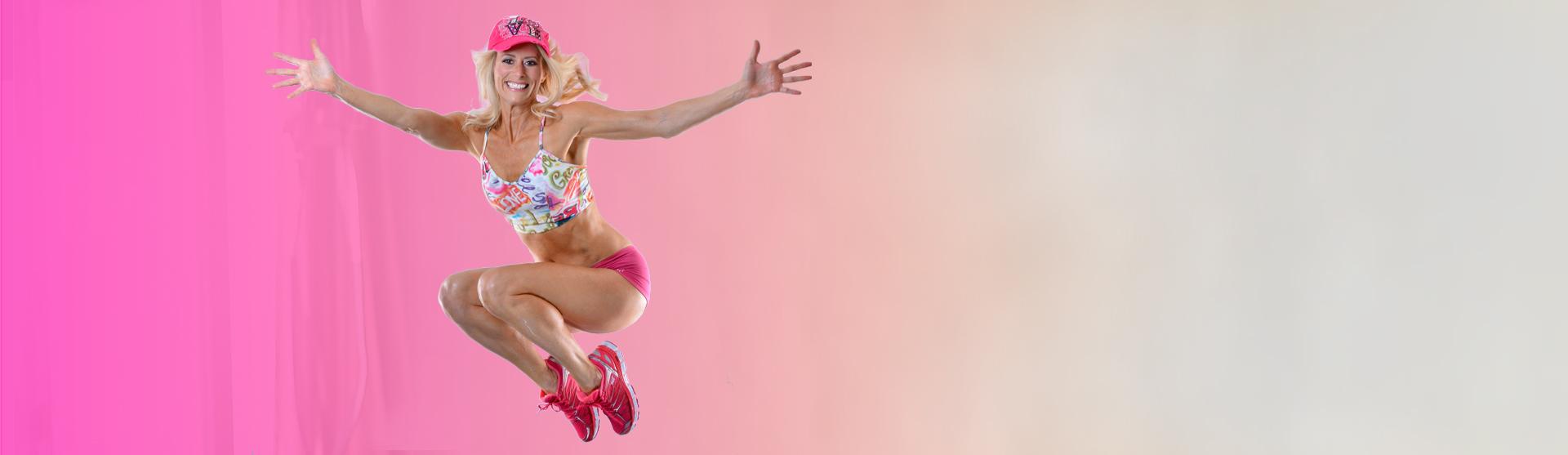 Janis Saffell Cardio based workouts | Aerobics